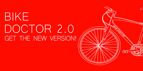 Bike Doctor - Get the new version graphic