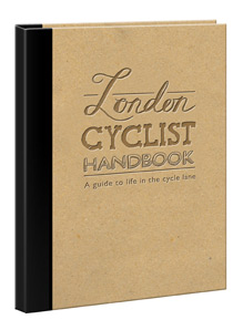 London Cyclist Handbook Cover