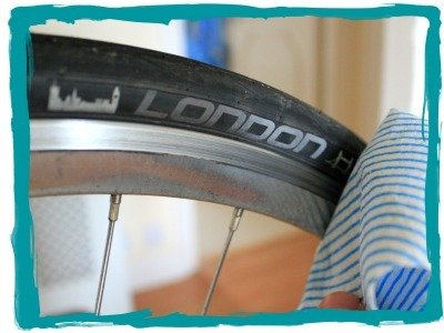 How to Clean Your Rims and Brake Pads