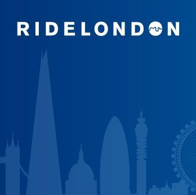 Ride London event logo