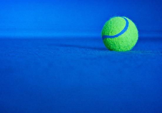 Tennis ball from Flickr