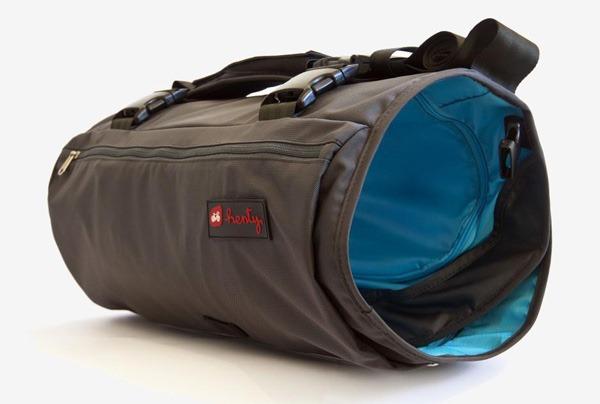 Henty wingman suit bag