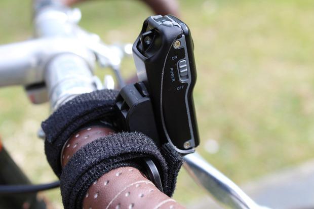 Veho Helmet Camera rear view