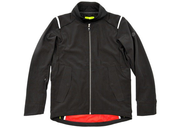 vulpine softshell jacket