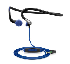 Sennheiser earphones sport - grip earphones