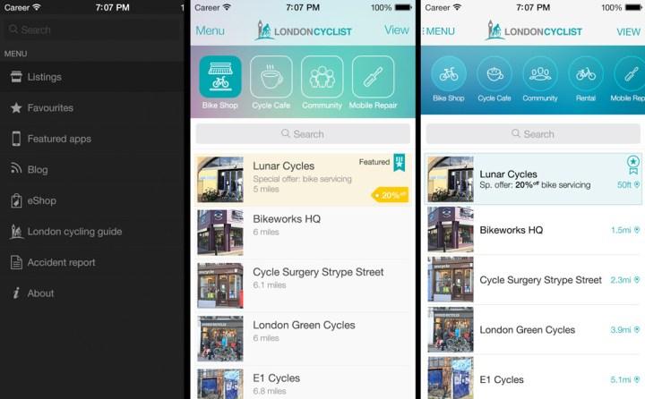 New app design preview