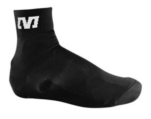A product shot of Mavic Oversocks