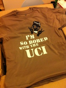 Vicious Velo UCI Tshirt