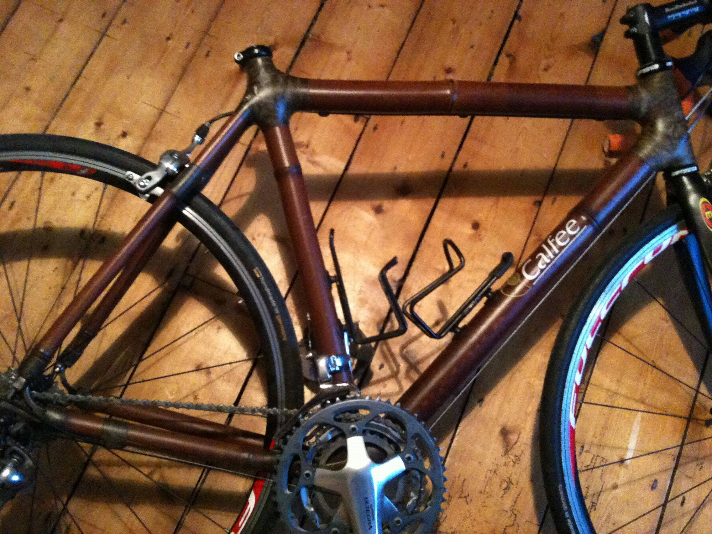 What is your bike made of? Bike frame materials and their properties
