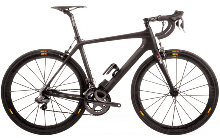 carbon road bike by ribble
