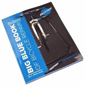 Park Tool maintenance book