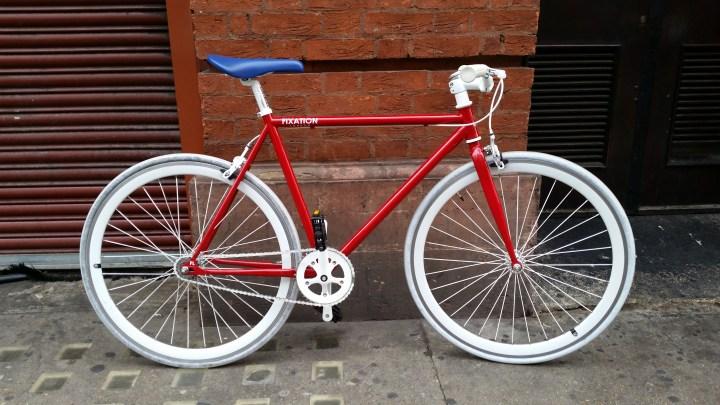 Fixation bike
