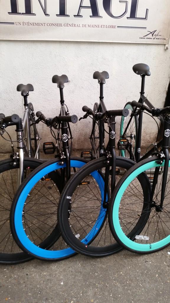6KU bikes