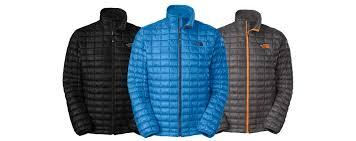 Synthetic insulation jacket