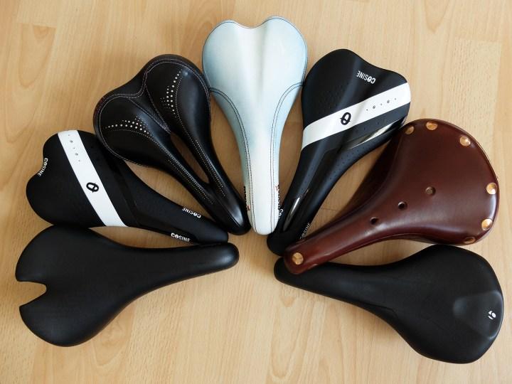 Saddle selection