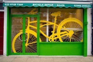 Bicycle Repair Station