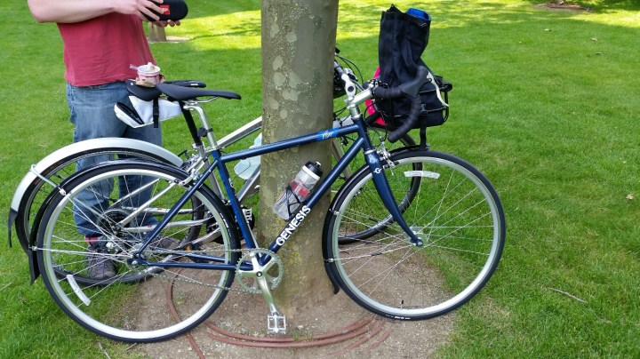 Cycling buddy