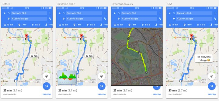 3 Additions to Make Google Maps Perfect for Cyclists on sas map chart, book chart, road map chart, google maps street view, ups map chart, internet map chart, interactive map chart,