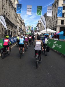 Women's Tour in London