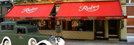 Rules Restaurant