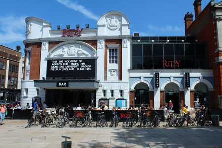 The Ritzy Cinema in Brixton