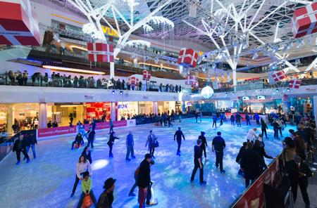 Westfield Ice Skating