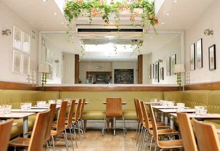 Vegetarian Restaurants - Mildreds