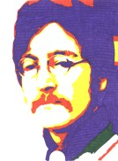 John Lennon Color 2