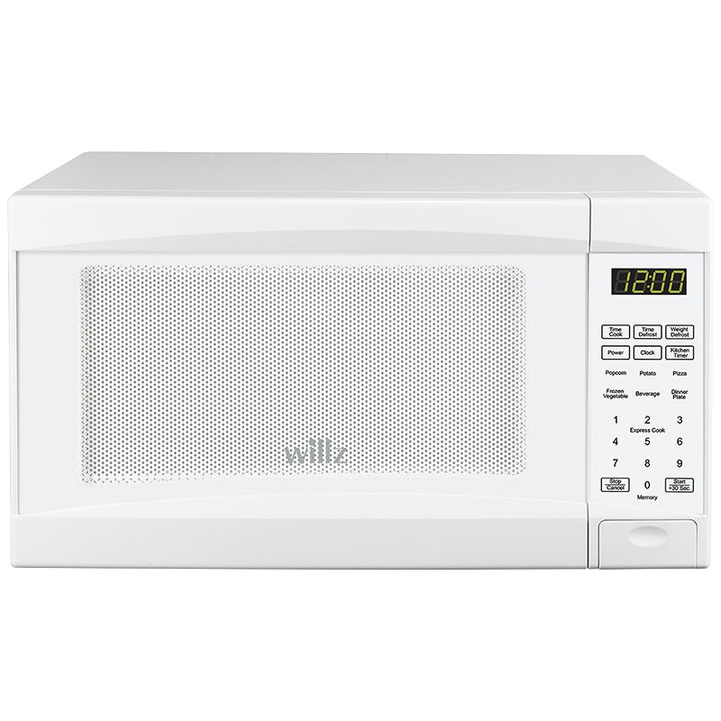 willz 0 7 cu ft microwave white wlcmd2c07we07