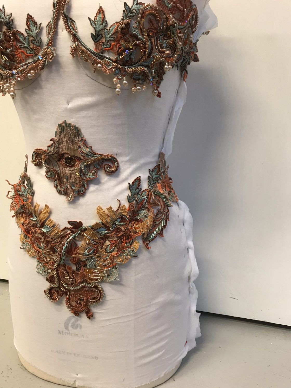 FKA Twigs Costume