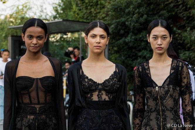 Milan Fashion Week Versace Show