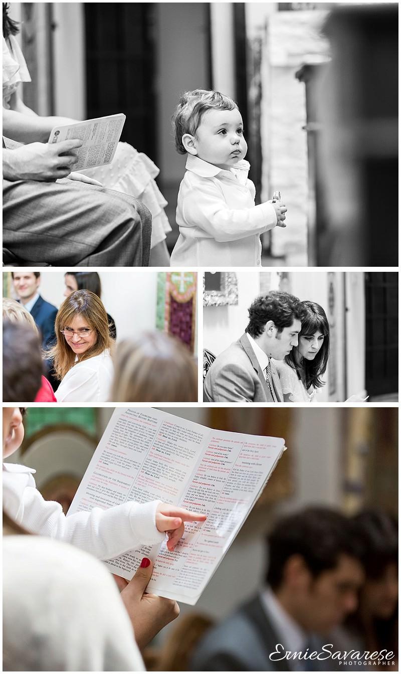 Christening Baptism Photographer London Hampstead