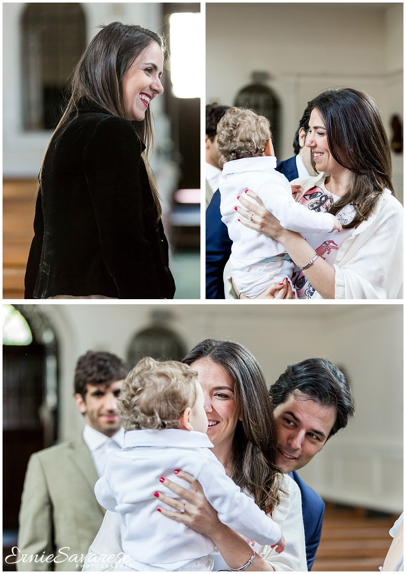 London Christening Baptism Photographer Ernie Savarese