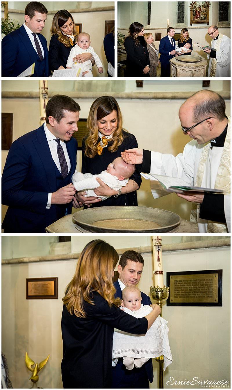Christening Baptism Photographer Chelsea London