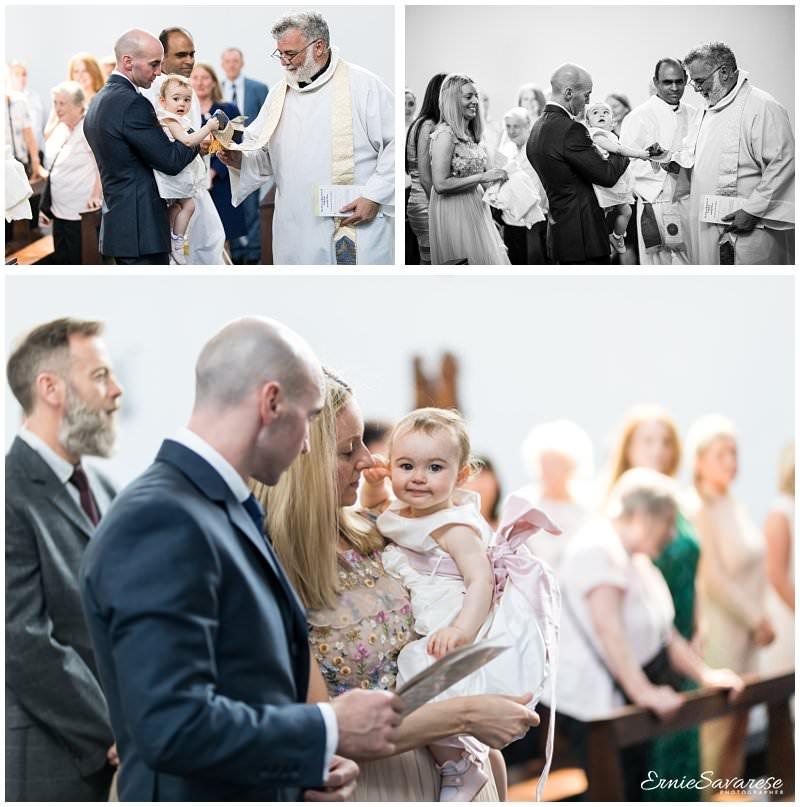 London Christening Baptism Photographer Kensington Chelsea