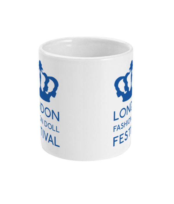 LFDF Crown Logo Mug