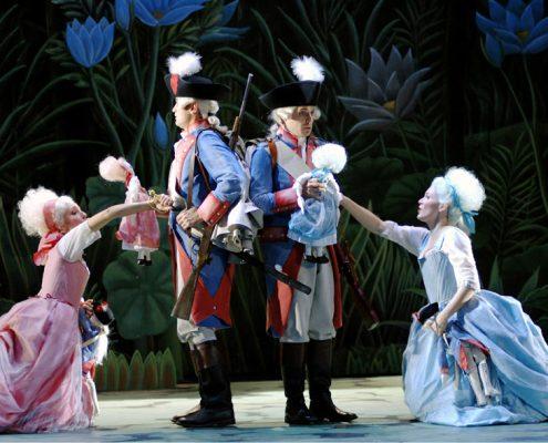 Comic Opera Company, Berlin's production of 'Cosi fan Tutte'