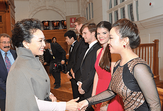 Meeting Madame Peng