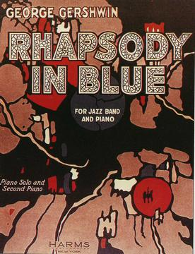 Rhapsody in Blue cover