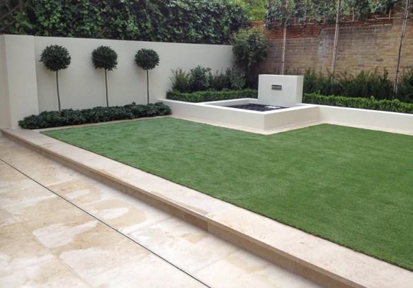 Contemporary Garden Design in Chiswick