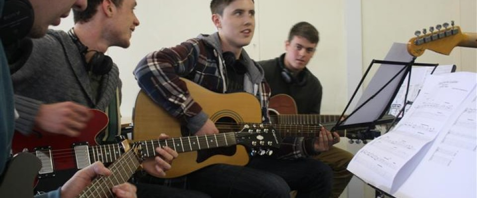 Kids Guitar Lessons Help your child gain a lifelong love and understanding of music.
