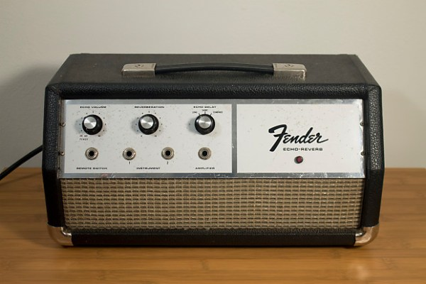 A Brief History of Reverb