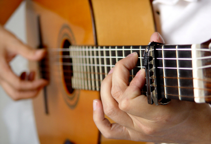 Acoustic Guitar Lessons London - Acoustic Guitar Teacher - Acoustic Guitar London