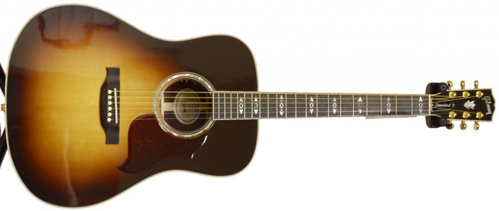 Acoustic guitar lessons in London