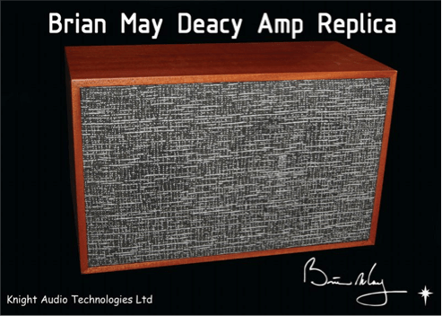 Brian May Deacy Amp Replica made by Knight Audio Technologies