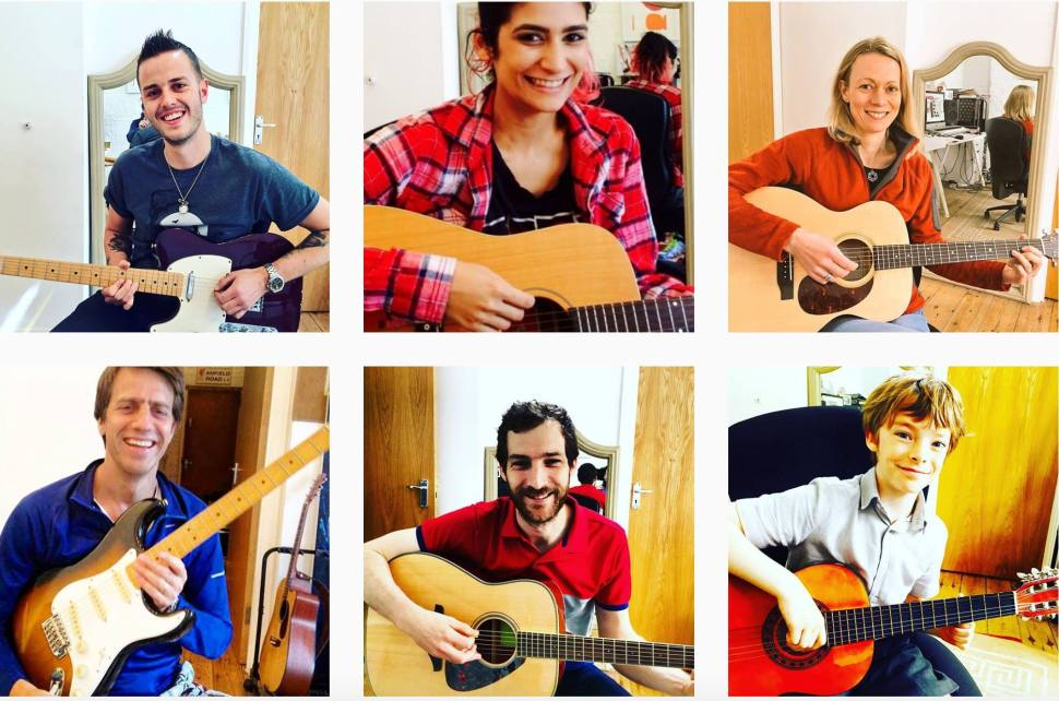 Chelsea Guitar Lessons