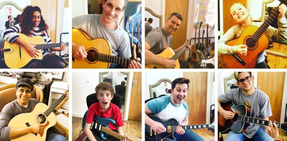 Dalston Guitar Lessons