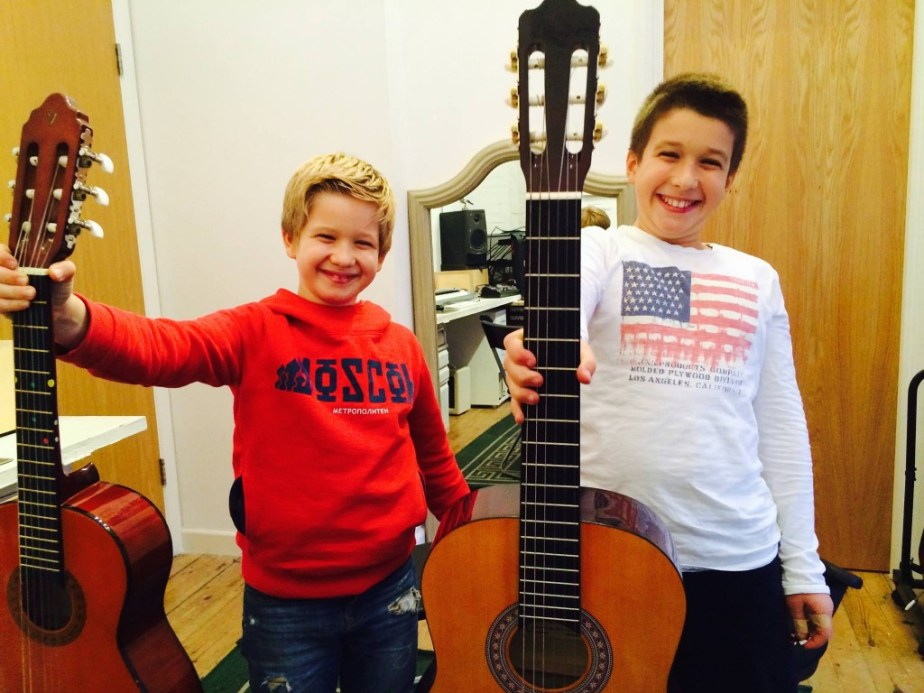 Junior Guitar Club