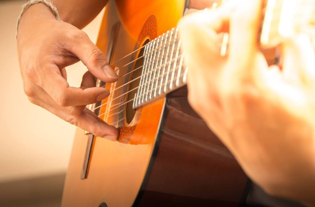 GUITAR LESSONS AND GUITAR TEACHERS IN EAST CENTRAL LONDON