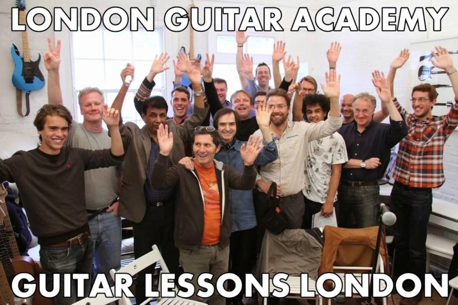 South West London guitar lessons SW Clapham Junction Battersea Clapham